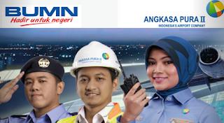 Lowongan Kerja BUMN Terbaru PT Angkasa Pura II (Persero) Tahun 2018