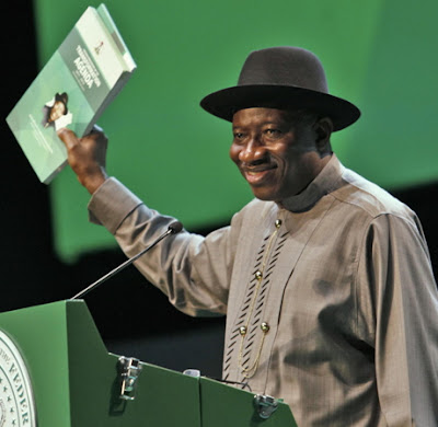 goodluck jonathan transformation agenda