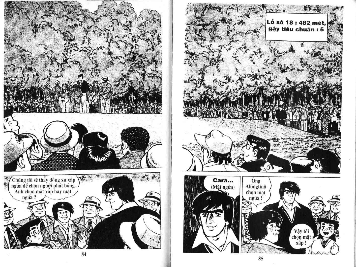 Ashita Tenki ni Naare chapter 48 trang 41