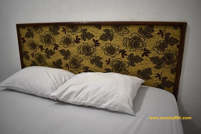 bantal tempat tidur queen size di hotel sari ambarawa jawa tengah nurul sufitri