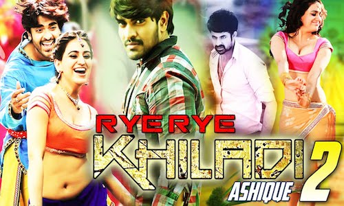 Khiladi Aashique 2 2016 Hindi Dubbed 720p HDRip 850mb