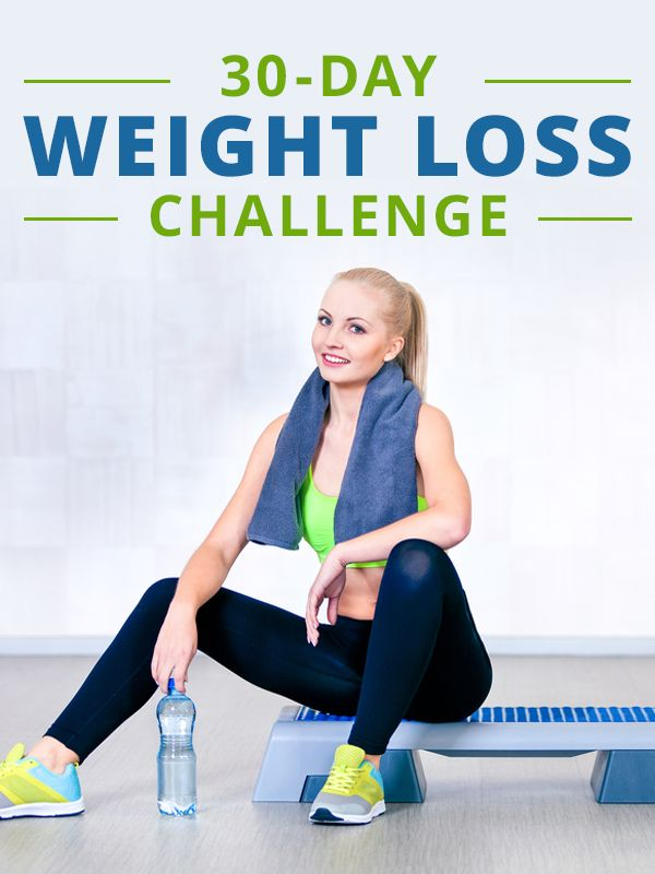 30-Day Weight Loss Challenge