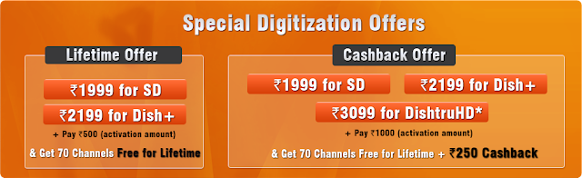 Dish TV New Connection Offer for New Subscribers - DTH News.com
