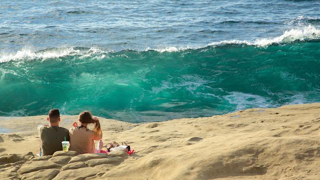 Condições climáticas no mês de junho em San Diego