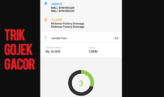 Cara Orderan Gojek Gacor Tanpa Root Terbaru 2019