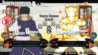 Naruto Ultimate Ninja Impact Ninja Strom 4 Mod APK Updated