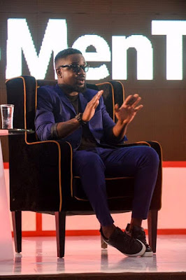 Photos: Ghanaian Rapper Sarkodie Looks So Dapper In Suit