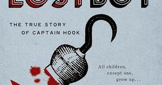 Allthebookreviews Lost Boy The True Story Of Captain Hook By