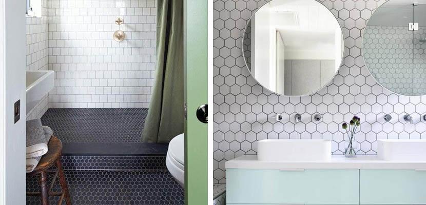 Marzua decorar con azulejos hexagonales - Azulejos hexagonales ...