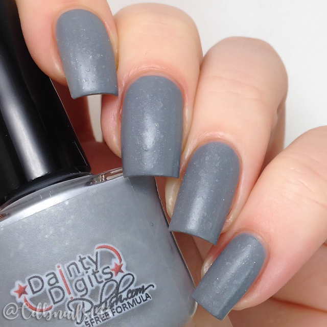 Dainty Digits Polish-Rainy Days & Mondays