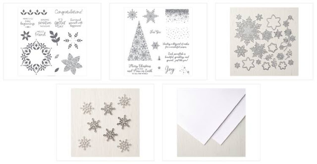 Snowflake Showcase by Stampin' Up!