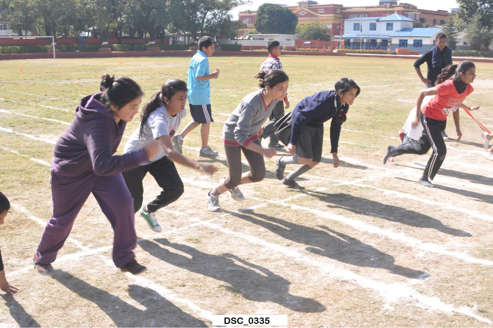 kendriya vidyalaya sangathan national sports meet 2012