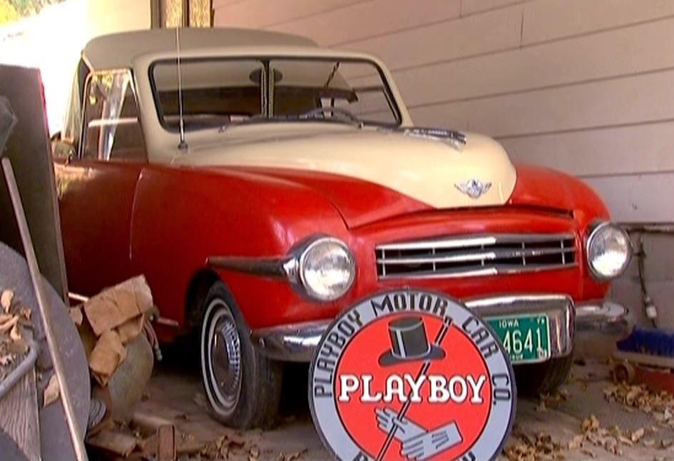 Paul's Crosley collection seen on American Pickers season