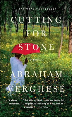 Cutting for Stone by Abraham Verghese - book cover
