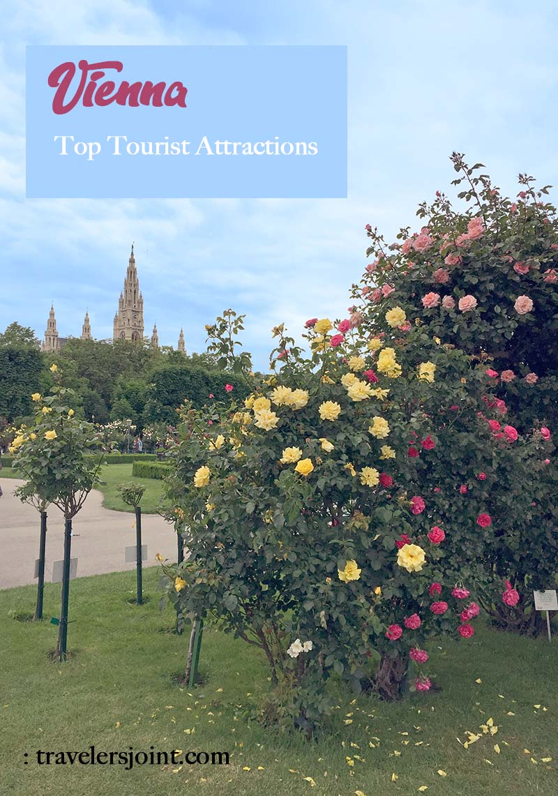 The top tourist attractions in Vienna may not be all enumerated in this post since there are  a lot of spots worth visiting.