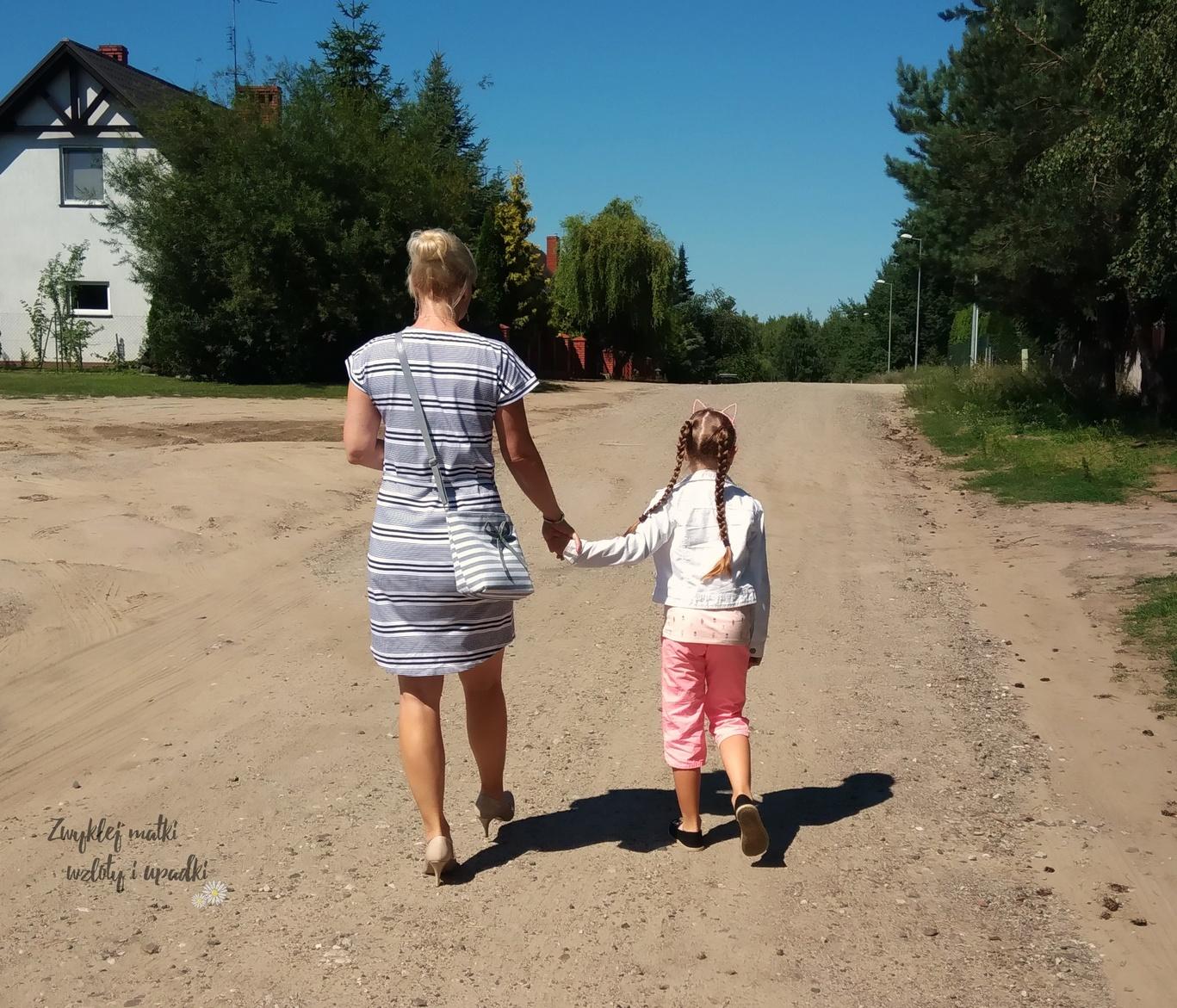Kobieca garderoba, czyli modna mama i córka