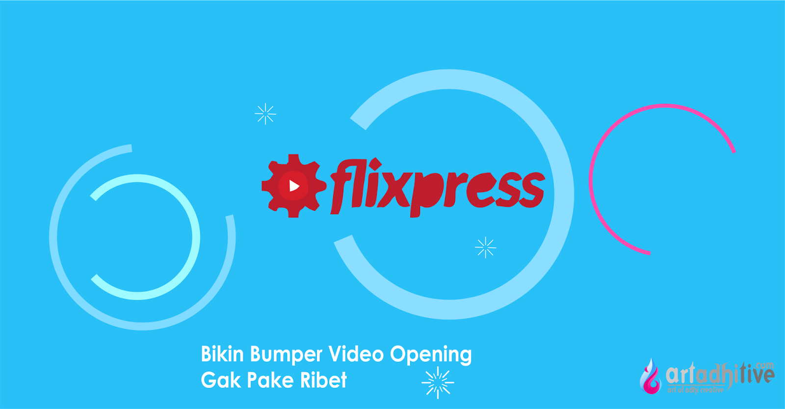 Flixpress bumper video opening