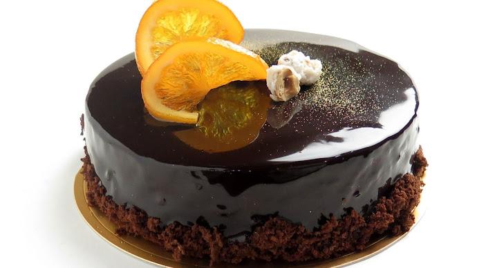 Wallpaper: Chocolate Cake
