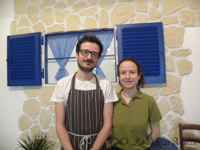 """ Ristorante Elià "" a Trieste"