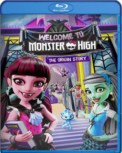 Monster High: Welcome to Monster High [2016] [BD25] [Latino]