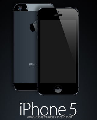 Spesifikasi dan Harga Apple iPhone 5 | Trending Zone
