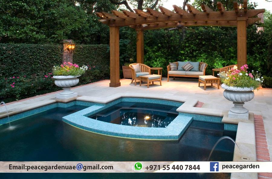 pergola Uae | Wooden Pergola Dubai | Pergola Sharjah | Wooden ...