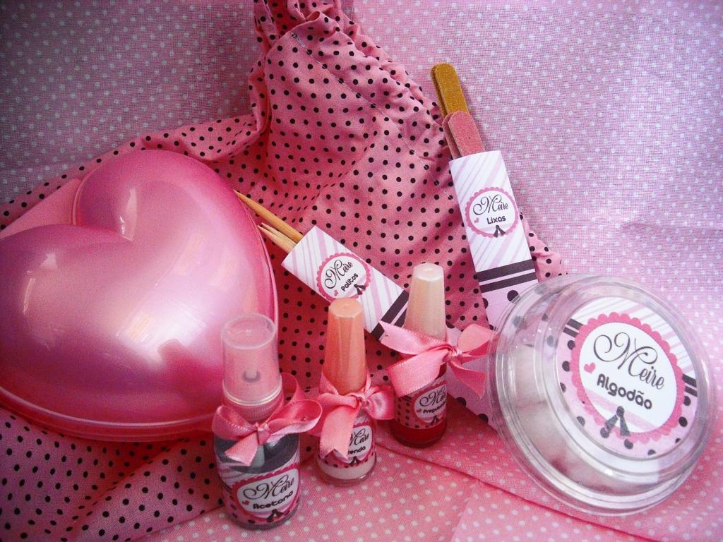 Eternize Lembrancinhas Kit Manicure Personalizado