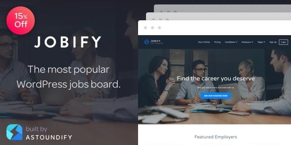 Top 12 Job Board WordPress Themes of 2018