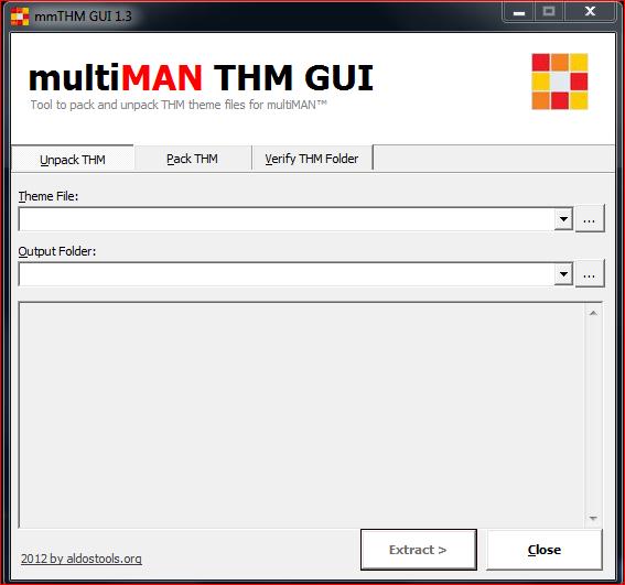 thm file