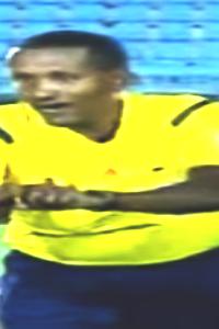 بعض المعلومات عن باملاك تيسيما حكم مباراة الأهلى والوداد
