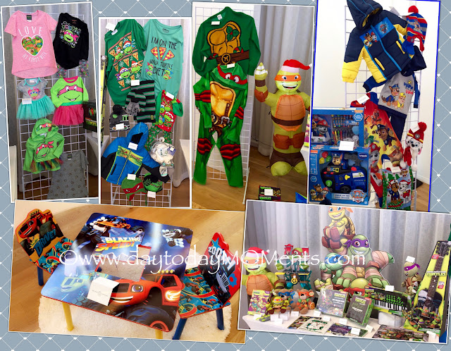 TMNT clothes kids