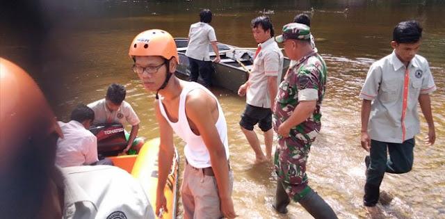 Lompat ke Sungai Hindari Razia Satpol PP, Pelajar Tewas Tenggelam