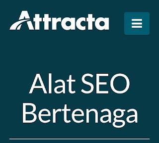 Free SEO Tools dari Attracta