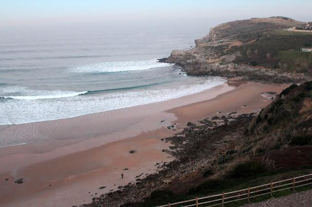 Playa de los Locos en Suances