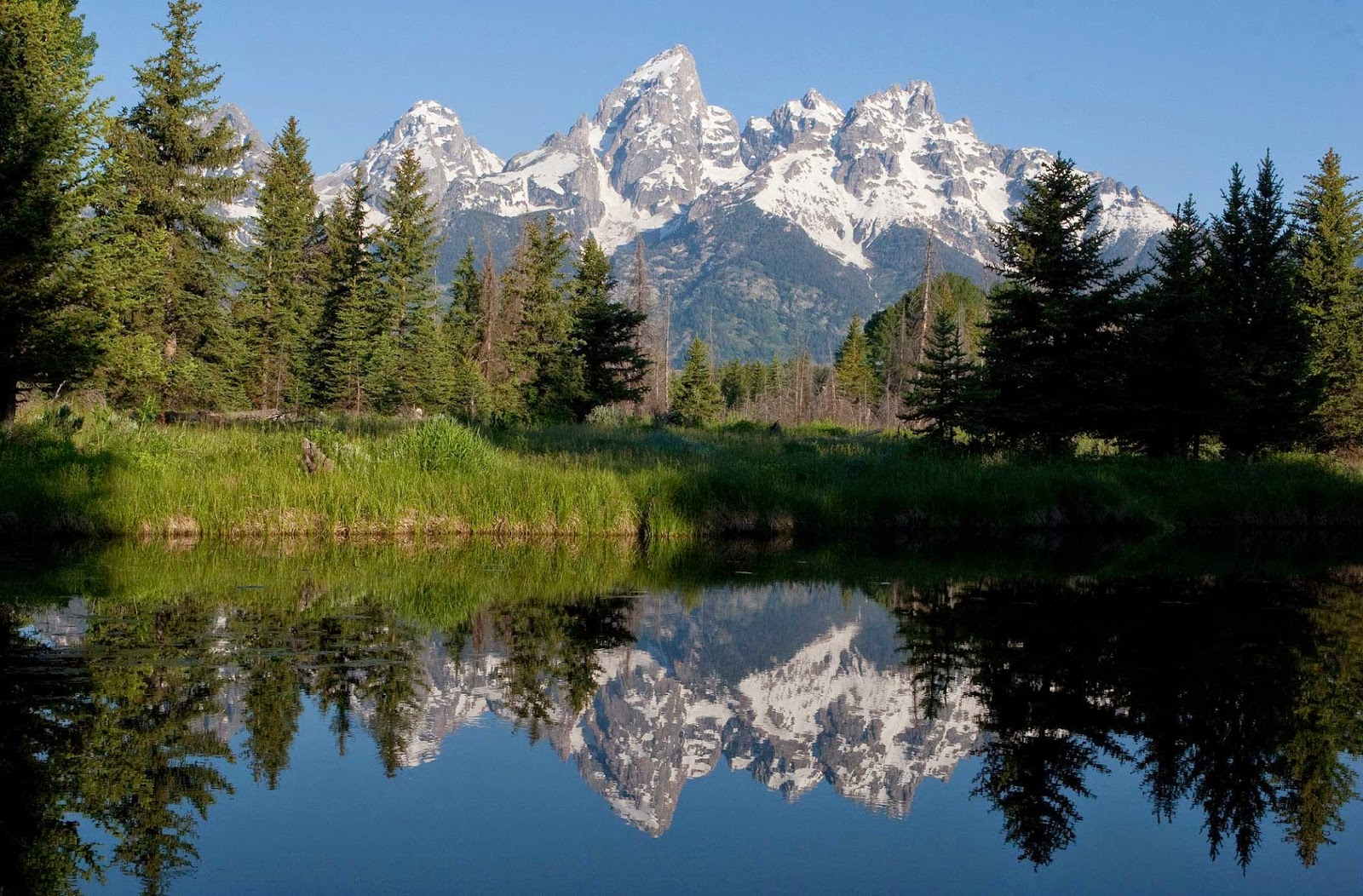 jackson hole wyoming photo