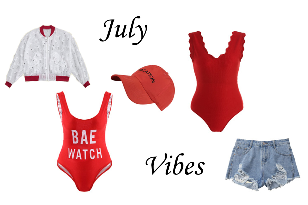 Zaful July Ready Wishlist