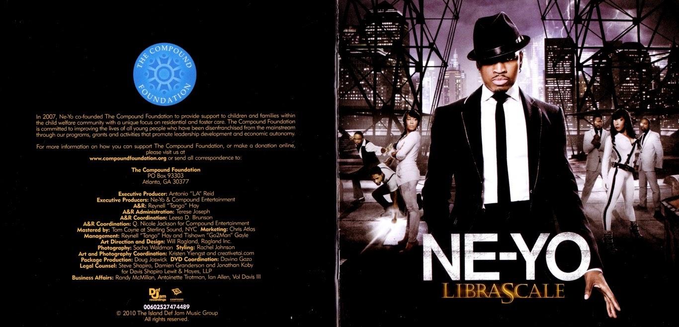 Ne-Yo Libra Scale