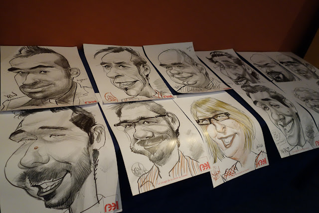 exemple de caricatures