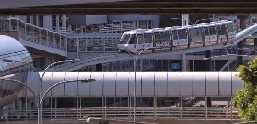 monorail in india