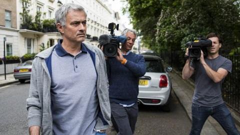 Cuộc đàm phán của Mourinho và quan chức ManU kéo dài ba ngày