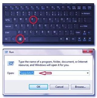 Cara-Menampilkan-Folder-AppData-Yang-Terembunyi-Di-Windows