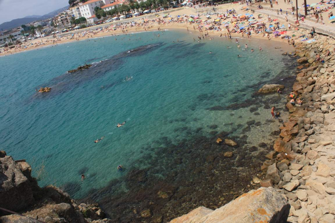 CATALONIA COSTA BRAVA: BEACHES OF BLANES ~ Beautiful ...