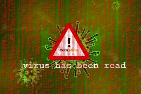 Perbedaan antara Virus dan Malware