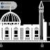 مخطط مشروع مسجد صغير بشكل مميز اوتوكاد dwg