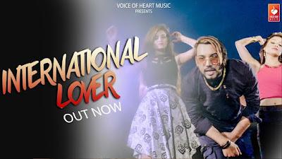 International Lover  JD Singh Haryanvi Video Download