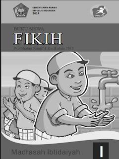 Fikih Buku Siswa Kelas 1 Kurikulum 2013 Revisi