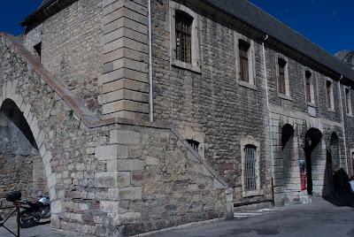 place forte de Briançon — L'enceinte urbaine