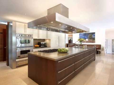 Desain Dapur Kering Dan Basah Yang Rapi