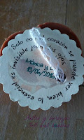 jabones de boda personalizados/personalized wedding soap