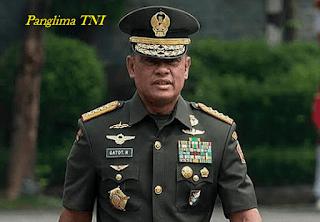 Isu Panas Panglima TNI Gatot Nurmantyo